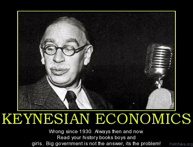 "MuskegonPundit:  How Do You Say ""Keynesian Failure"" in Japanese? I think it's ケインズ主義…"