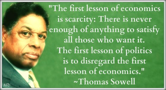 Quotes About The Economy: The First Lesson In Economics