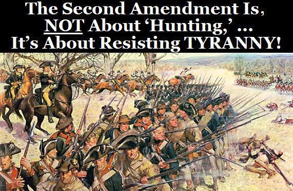 astonishing constitutional scholar bringing hunting discussing amendment obama read amendment