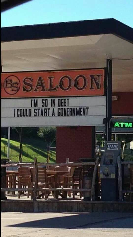saloon-debt